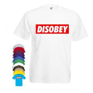 disobeymenst