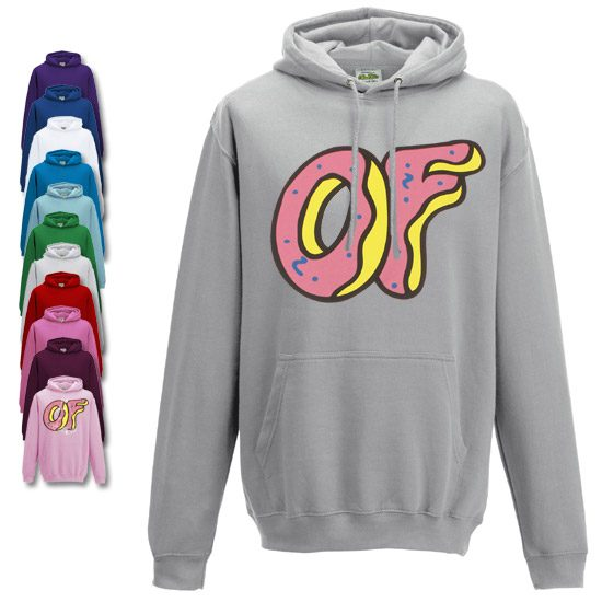 cdf1754c5e18 Odd future doughnut OFWGKTA Tyler Hoody - Cheap and Cheerful Clothing