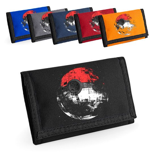3bd61c44a Death Star Pokeball Ripper Wallet/Purse - Cheap and Cheerful Clothing