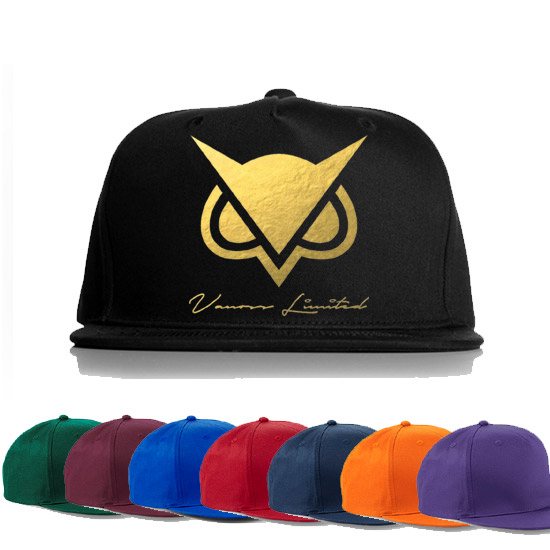 1d917b30ce8a2 Vanoss Cap Snapback - Gold Owl design limited edition - Cheap and ...