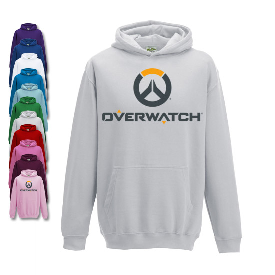 overwatch childrens hoody cheap and cheerful clothing